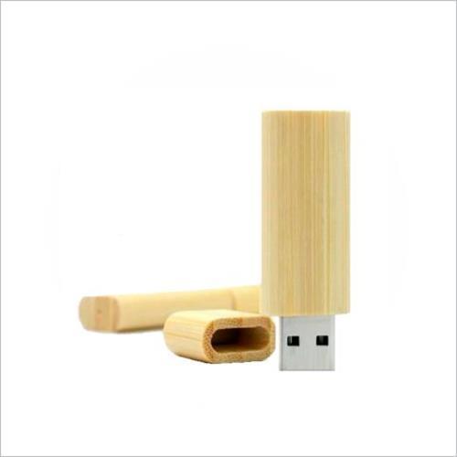 Pen Drive Ecológico Bambu