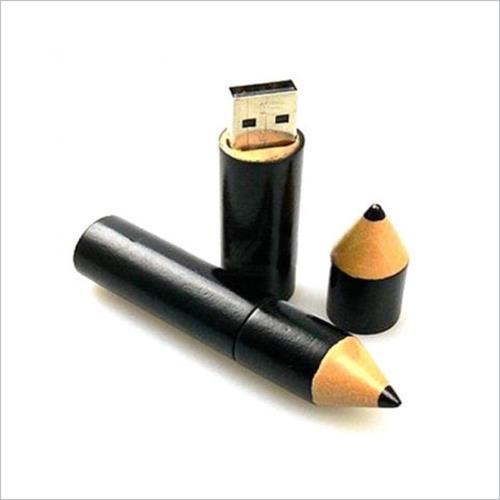 Pen Drive Lápis Personalizado